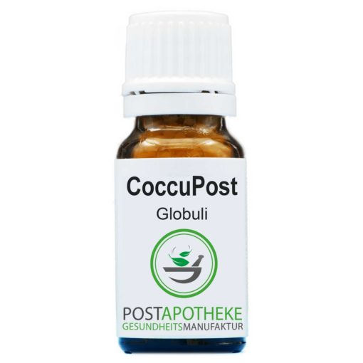 Coccupost | handgefertigte Globuli ✅ aus der Post Apotheke in Top Qualität ✅ | günstig Kaufen ✅ und schnelle Lieferung ✅ bei Apogenia.de - Ihrer Versandapotheke