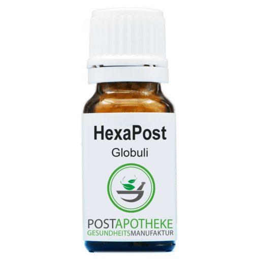 Hexapost | handgefertigte Globuli ✅ aus der Post Apotheke in Top Qualität ✅ | günstig Kaufen ✅ und schnelle Lieferung ✅ bei Apogenia.de - Ihrer Versandapotheke