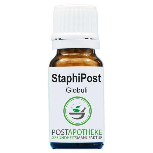 Staphipost | handgefertigte Globuli ✅ aus der Post Apotheke in Top Qualtität ✅ | günstig Kaufen ✅ und schnelle Lieferung ✅ bei Apogenia.de - Ihrer Versandapotheke
