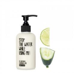 Stop the water Handbalm Curcumber Lime