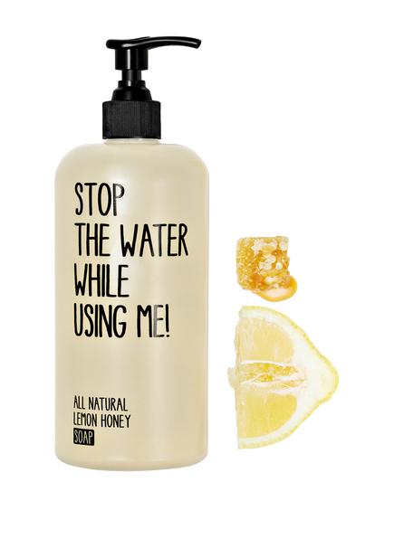 Stop the water Lemon Honey